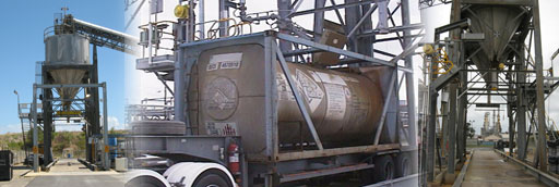 24 t Molten Sulphur Tank Containers
